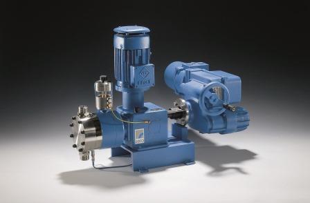 sera R 411.1 met stelmotor (ATEX)