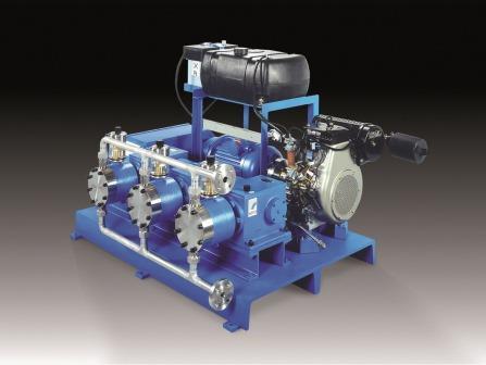 sera zuiger-membraan pomp RKB 412 KM dieselmotor