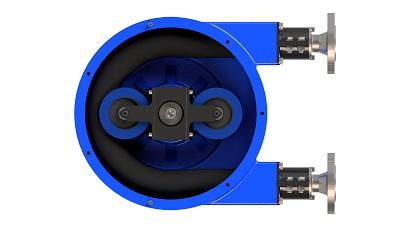 I28 extreem zware rollers